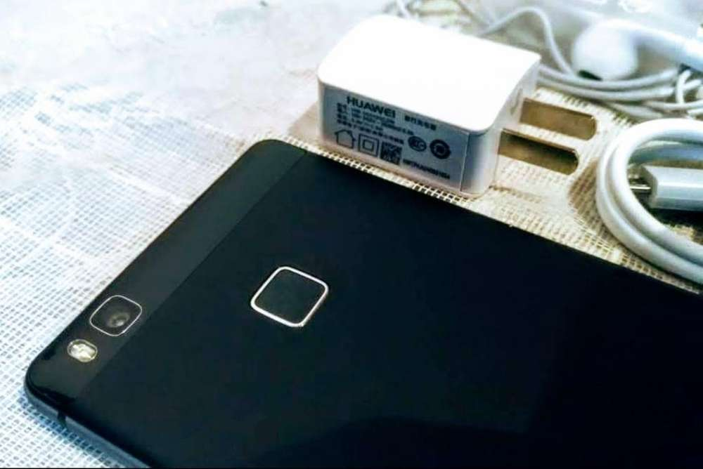 Vendo Cambio Huawei P9 Lite 16gb Huella