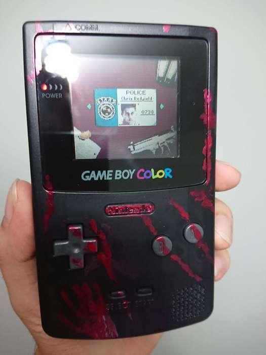 Game Boy Color Edicion Especial