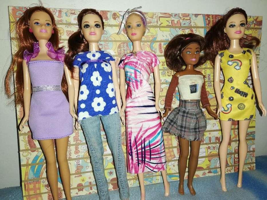Muñecas Tipo Barbie
