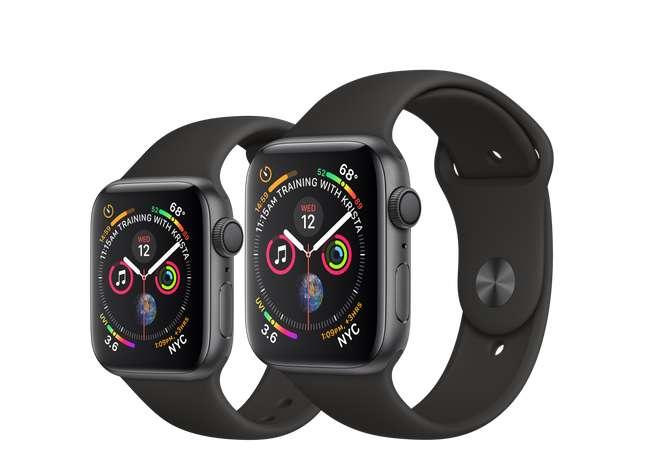 Apple Watch Serie 4 44mm Nuevo