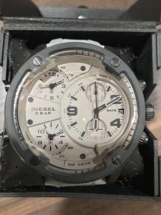 Reloj Diesel Boltdown DZ7416 Nuevo Para Hombre