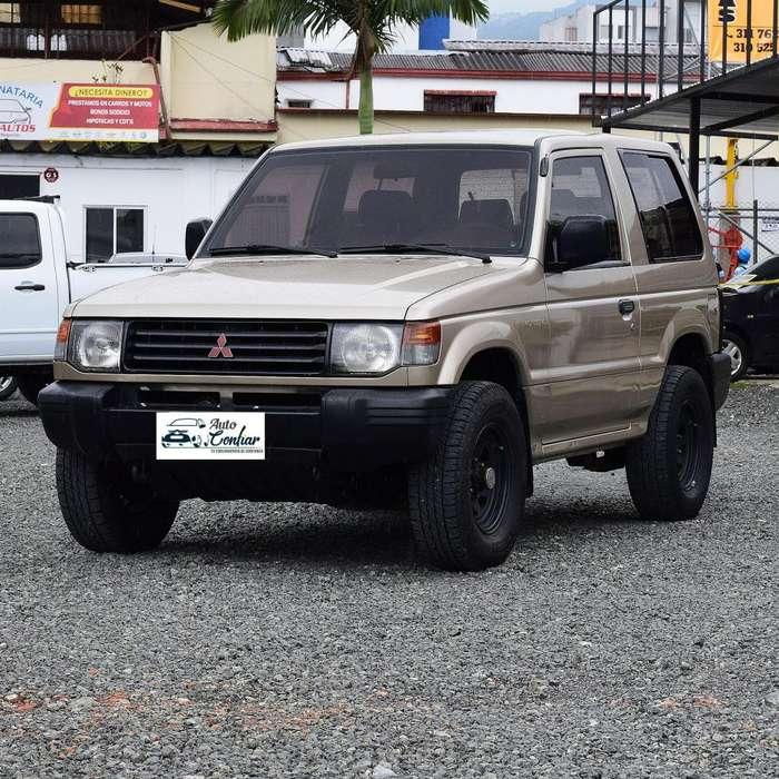 Mitsubishi Montero 2004 - 141000 km