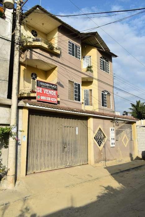 Vendo Casa Rentera Diag Al Col M Minuche