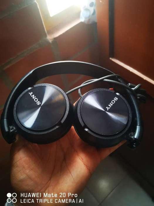 Audífonos de Balaca Sony Originales