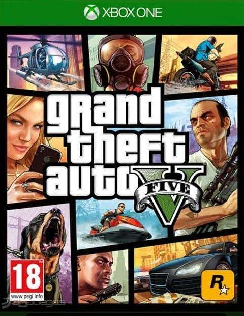 Gta V Xbox One Offline
