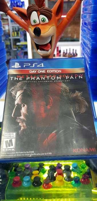 Metal Gear Phanton Pain