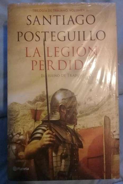 Libro La legión perdida.