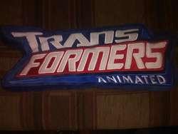 Transformers Anime Cojin Nuevo Original
