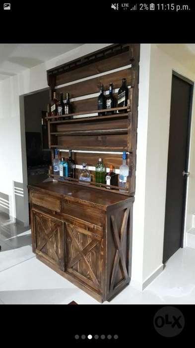 Bar para Botellas de Vino Whisky <strong>vasos</strong>