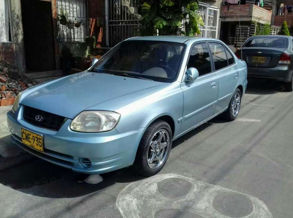 <strong>hyundai</strong> Accent 2005 - 220000 km