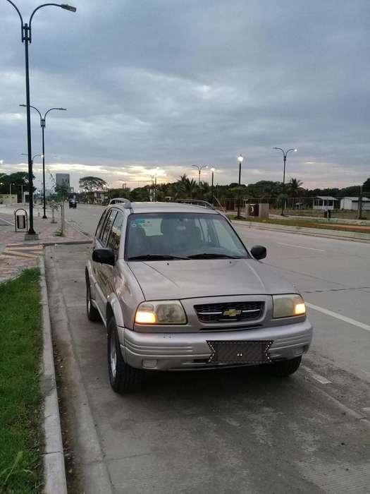 Chevrolet Grand Vitara 2002 - 0 km