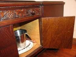 Comedor Maple años 1950Impecable.