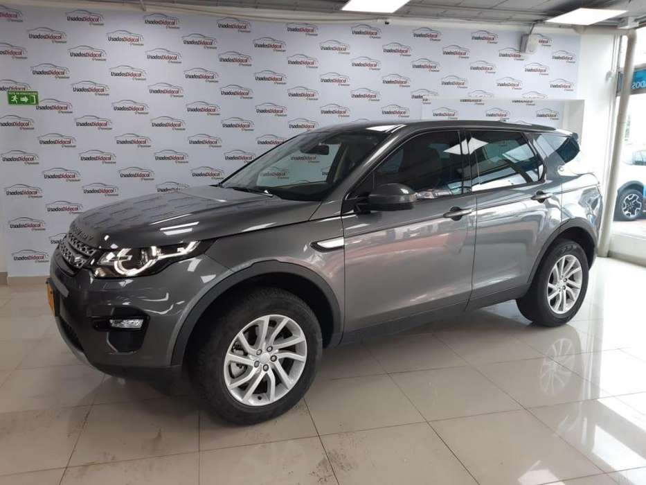 Land Rover Discovery 2017 - 14000 km