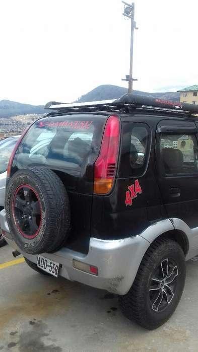 <strong>daihatsu</strong> Terios 1998 - 258898 km