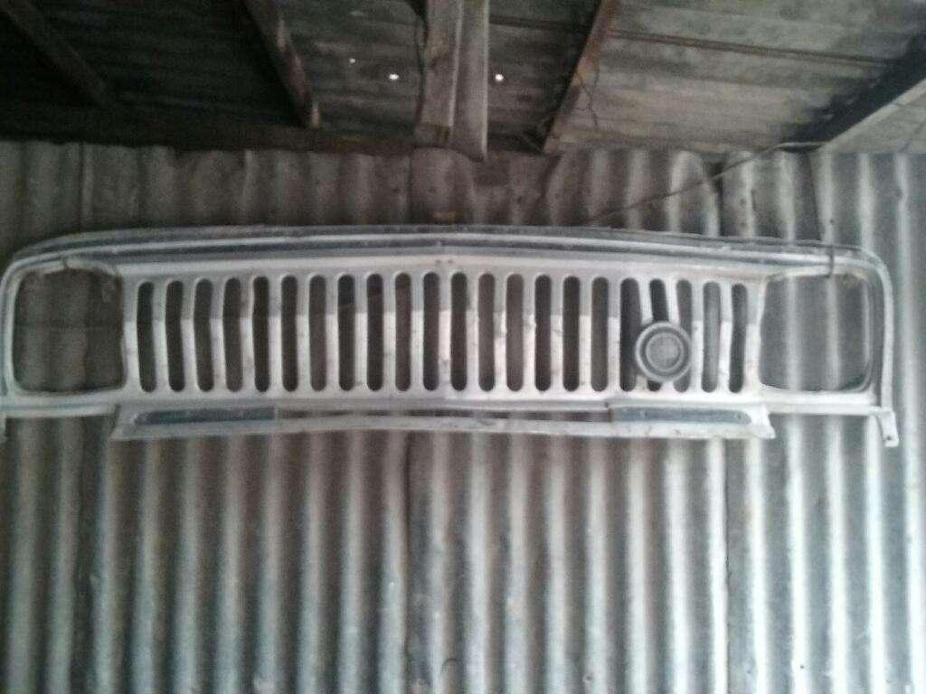 Parrilla Jeep Gladiator