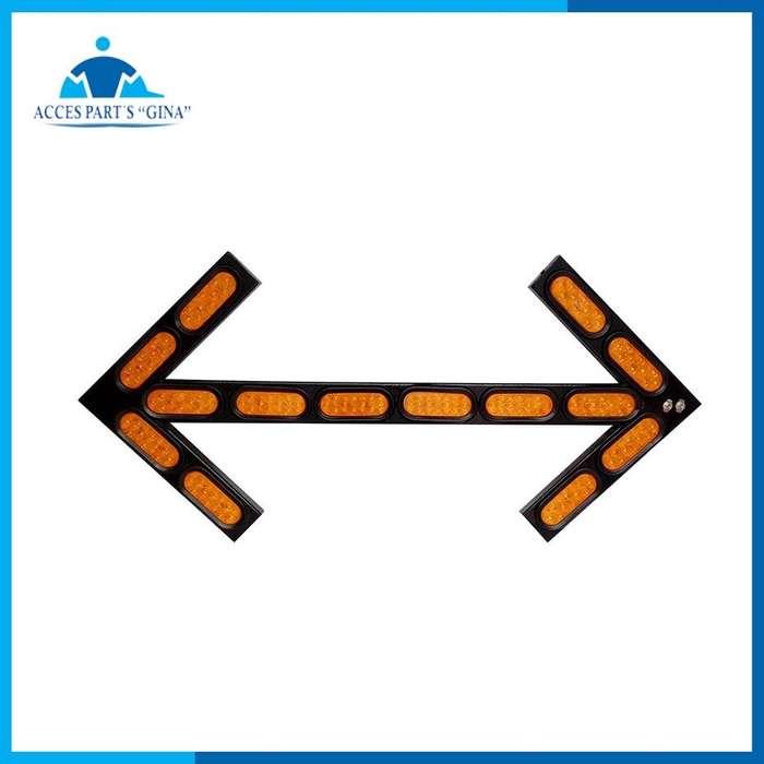 Flecha de Seguridad Led para Vehículos