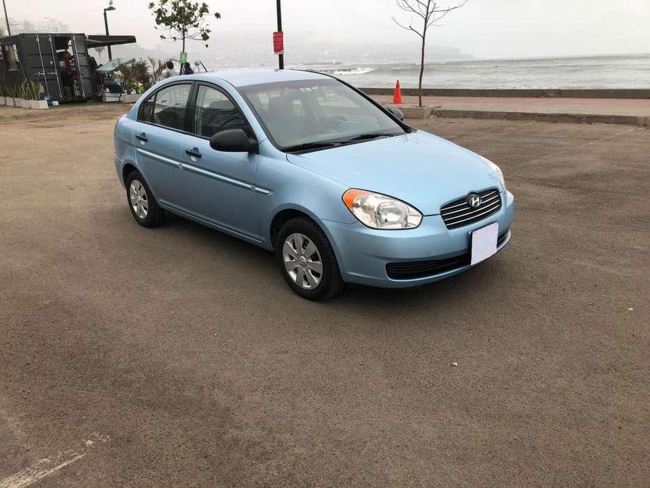Hyundai Accent 2007 - 80200 km