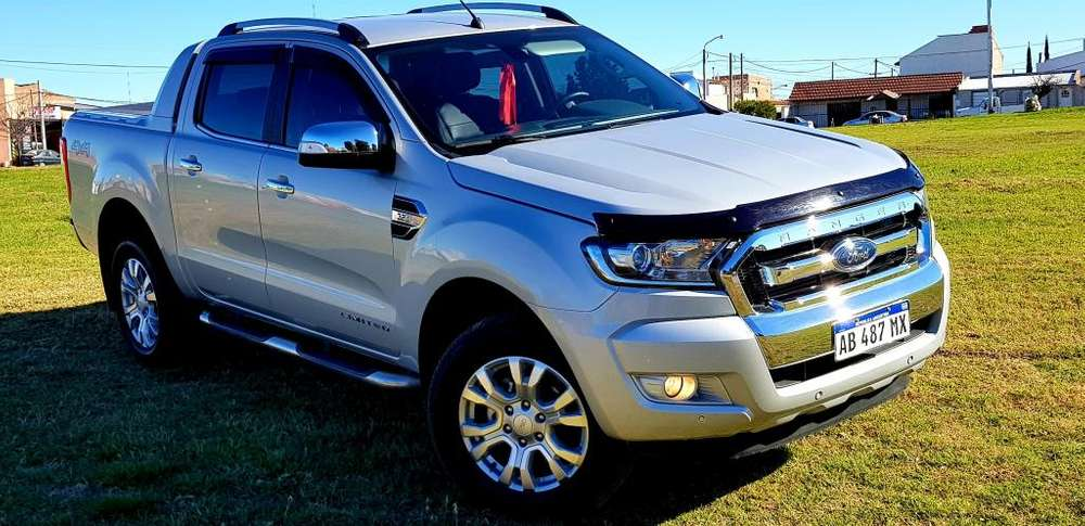 <strong>ford</strong> Ranger 2017 - 36000 km