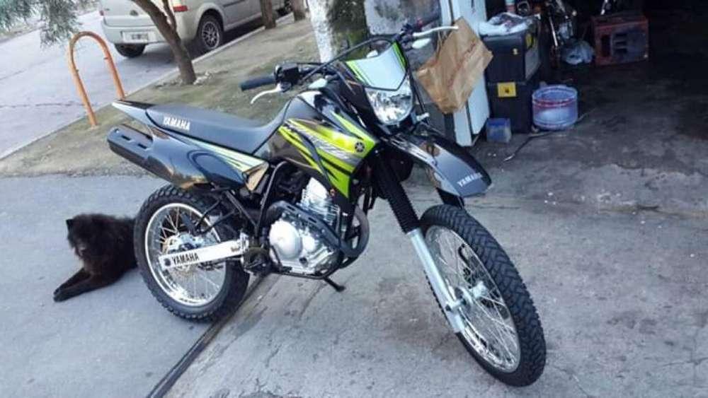 Vendo Yanaha Xtz 250 2013 Inmaculada