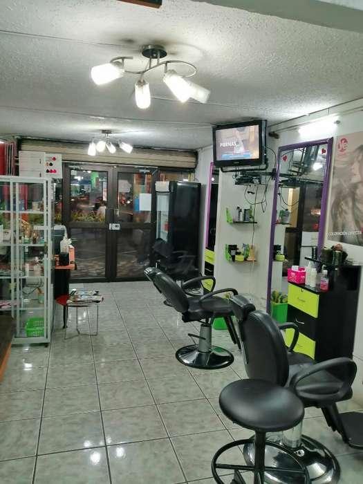 Venta de Spa-peluquería.