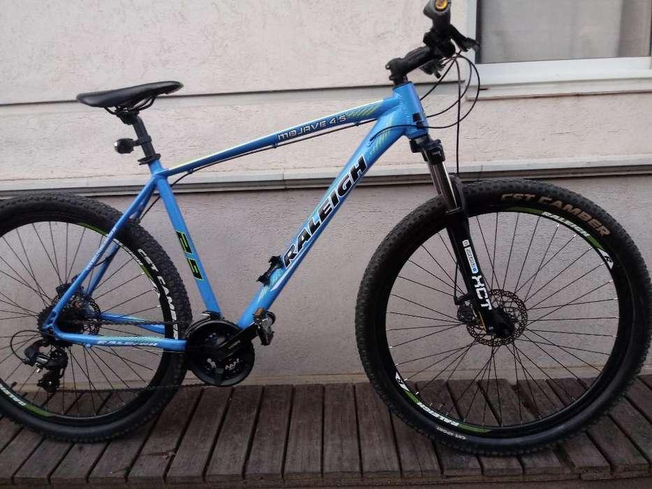 Bici Mountain Bike Raleigh Mojave