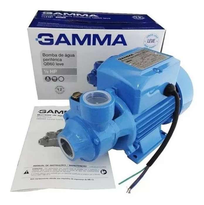 Bomba de Agua Gamma