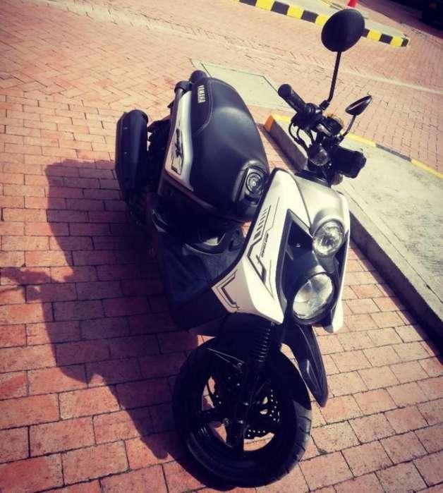 Yamaha Bws X 2016