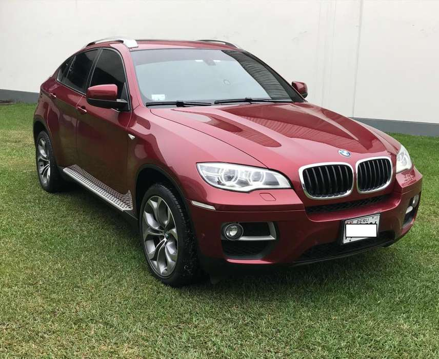 <strong>bmw</strong> X6 35i 2014 - 61000 km
