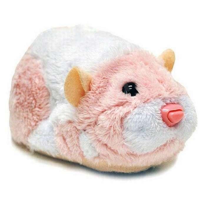 Hamster Robótico con Casa
