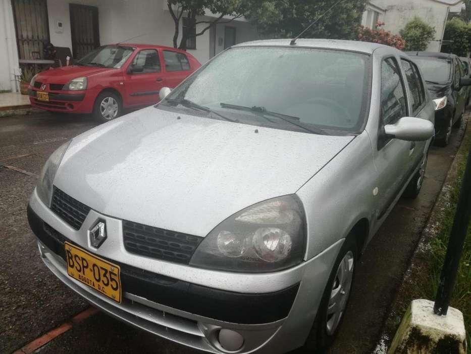 Renault Symbol 2006 - 115000 km