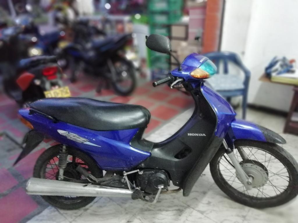 Honda Biz 2005, Valluna, Full Motor