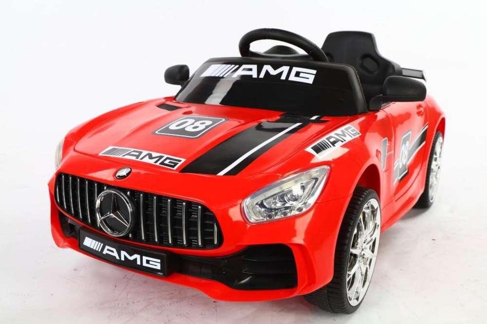 Carro Modelo Mercedes Benz Para Niño Luces, Sonidos Pre Venta x Mayor