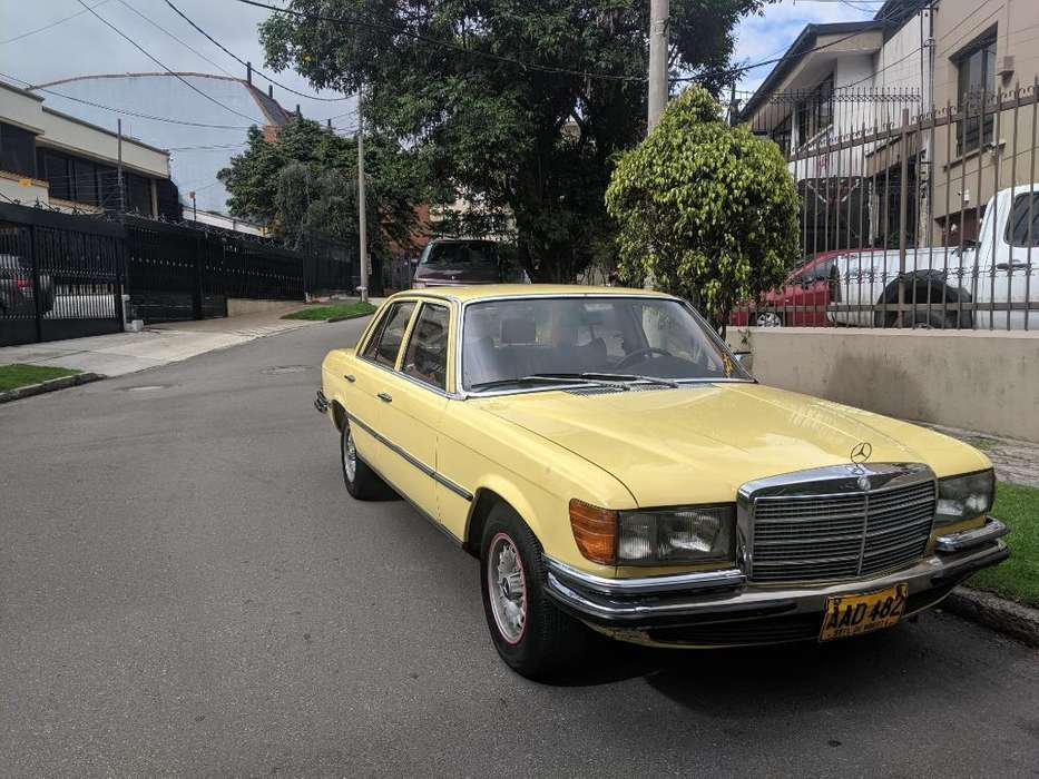 <strong>mercedes</strong>-Benz Clase S 1975 - 200000 km
