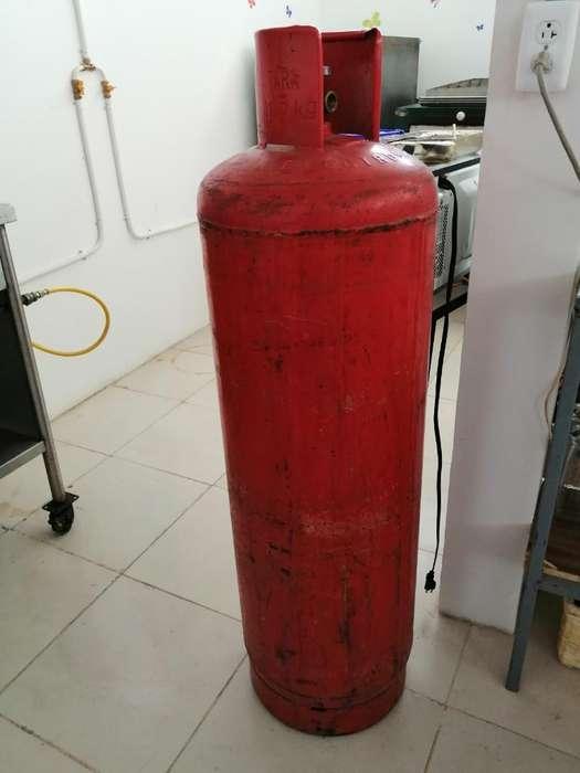 Cilindro de Gas de 100 Libras