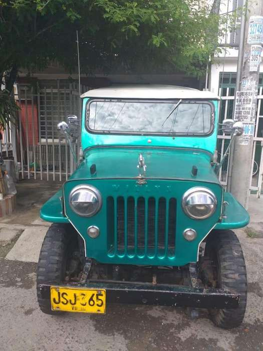 <strong>jeep</strong> Willys 1954 - 4587566 km
