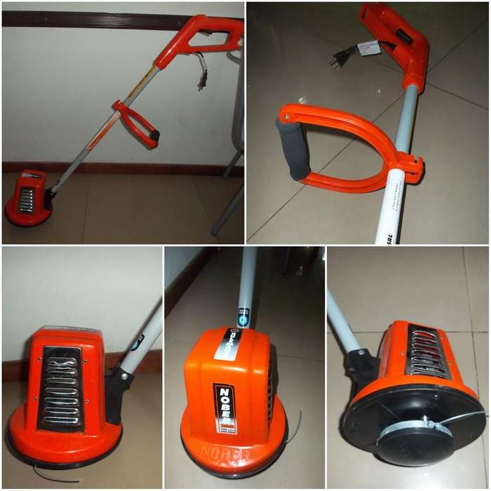 Bordeadora Electrica Nober 205 900w