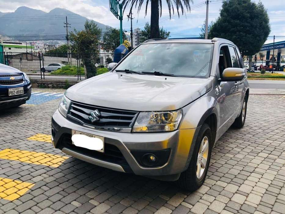 Suzuki Grand Vitara SZ 2016 - 49891 km