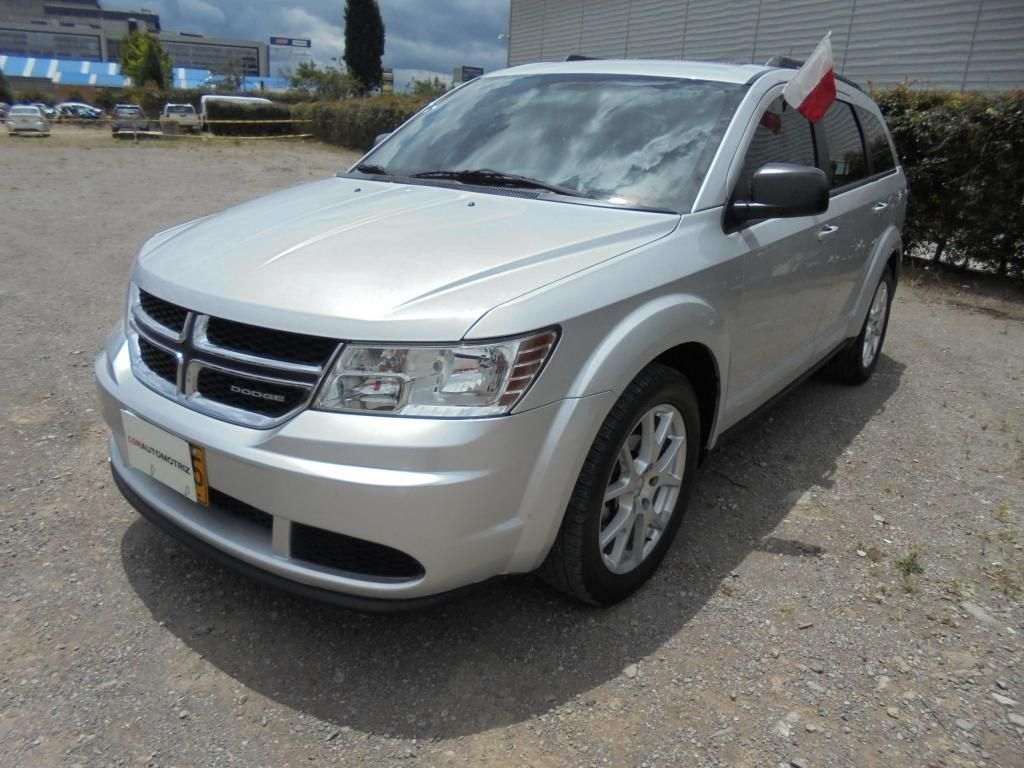 DODGE JOURNEY 2.4 SE, VE ABS AUTOMATICA