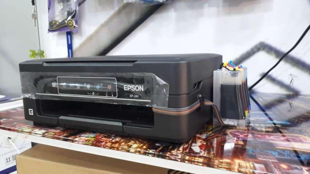 Impresora Multifuncional Xp241