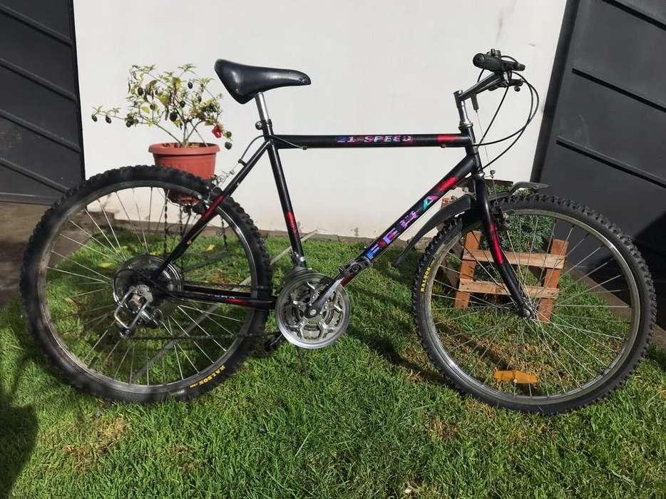 Bicicleta Montañera Marca Fera