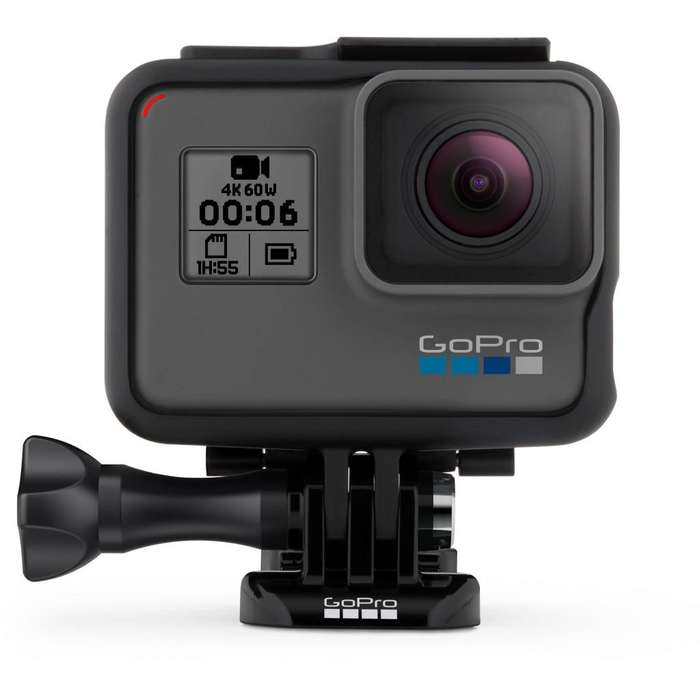 REMATO GoPro Hero 6 Black