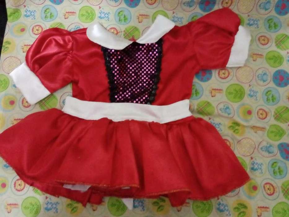 Vestido Muñeca Bebe
