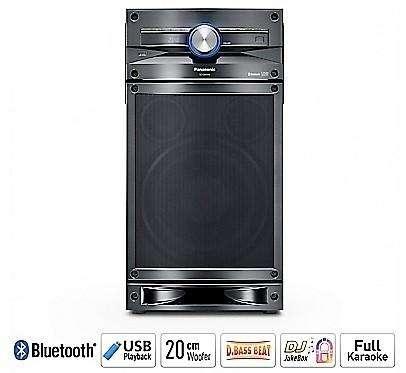 Minicomponente Parlante Bluetooth Panasonic Sccmax4 NUEVO en TIENDA
