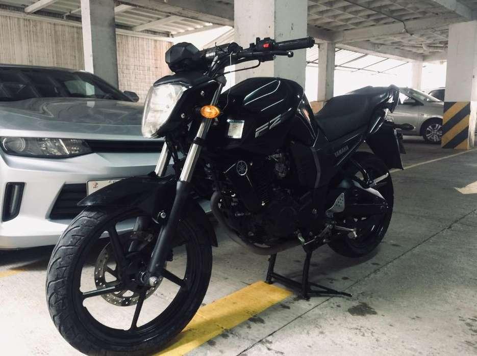 Yamaha Fz16 Como <strong>nueva</strong> Poco Recorrido!