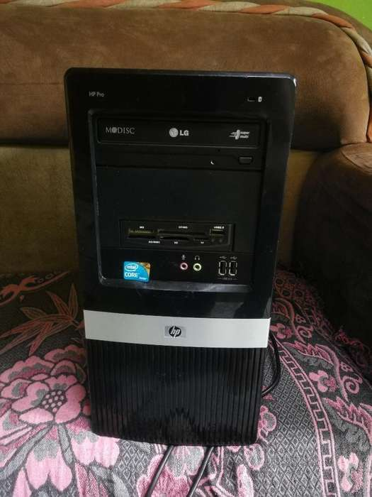 Vendo Cpu Marca Hp I5