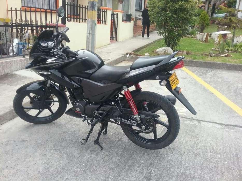 Vendo Moto Honda Cbf 125