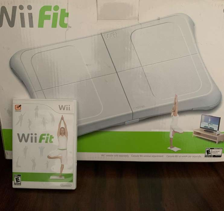 Wii Fit-Casi Nueva