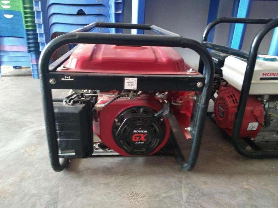 VENDO GENERADOR ELECTRICO MARCA HONDA EP 4500 CX