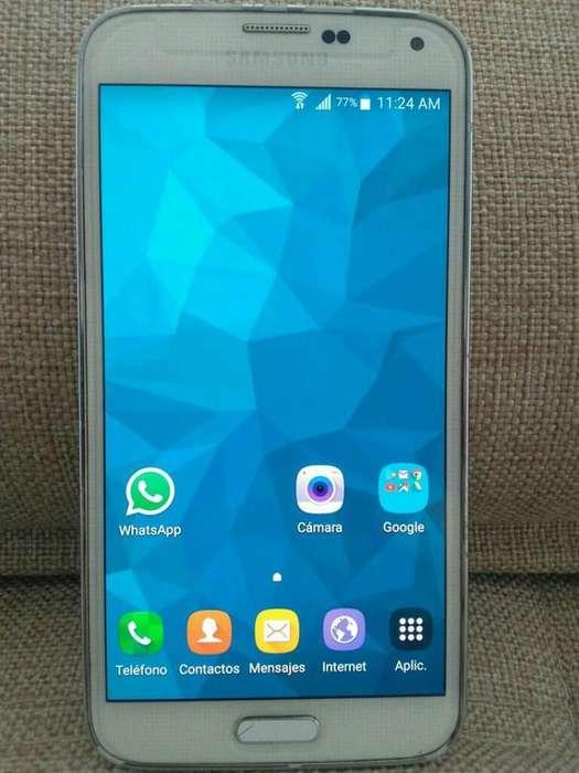 Samsung Galaxy S5 Perfecto Estado!!
