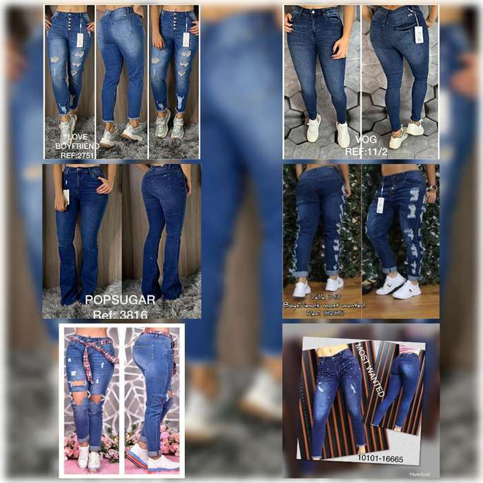 Jeans Most Wanted Talla 9 Y 10